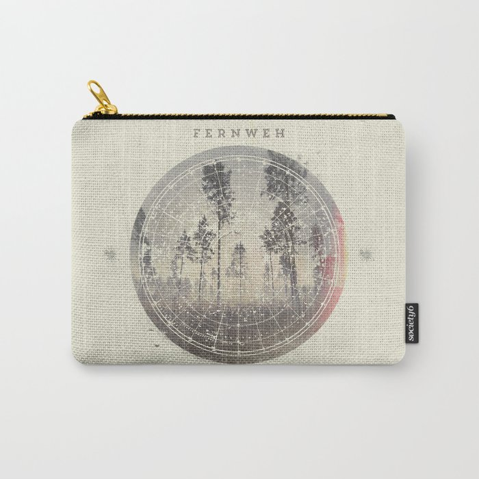 Fernweh Vol 4 Carry-All Pouch