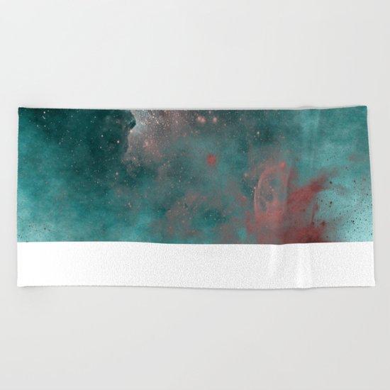 β Capricorni Beach Towel