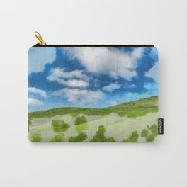 Getting close to Windows XP wallpaper, California Carry-All Pouch
