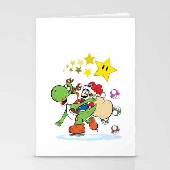 Creepy Xmas to All! Stationery Cards