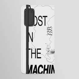Ghost in the Machine Android Wallet Case