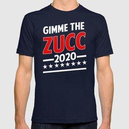 Gimme The Zucc 2020 T-shirt