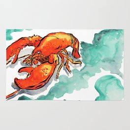 The Lobster Rug