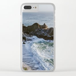McWay Falls Tidefall Clear iPhone Case