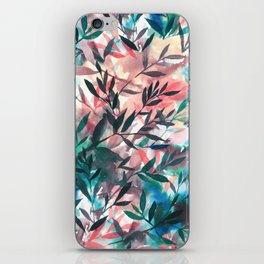 Changes Coral iPhone Skin