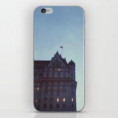 The Plaza iPhone & iPod Skin