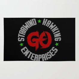 Outlaw Star: Starwind and Hawking Enterprises Rug