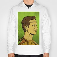 watchmen Hoodies featuring It's Always Sunny in Watchmen - Dennis by Jessica On Paper