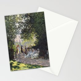 The Parc Monceau Stationery Cards