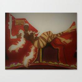 Sexi Canvas Print