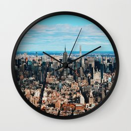 where dreams are made of Wall Clock