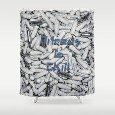 Nitrous & Chill Shower Curtain