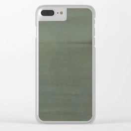 Nocturne - Blue and Gold - Southampton Water Clear iPhone Case