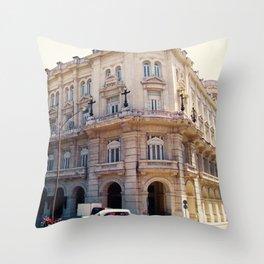 Viva La Cuba Throw Pillow