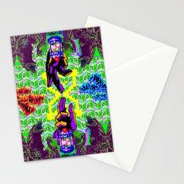 2001 Stationery Cards