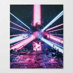 HELLSTAR Canvas Print