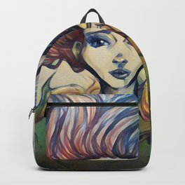 Into The Fish Bowl Backpack