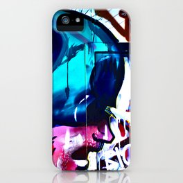 Hobart Street Art iPhone Case