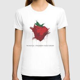 Strawberry Fields Forever  T-shirt