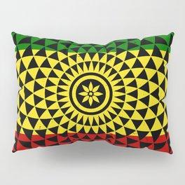 Flower of Rasta Life Pillow Sham