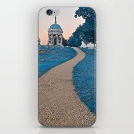 Antietam Sapphire Twilight iPhone Skin