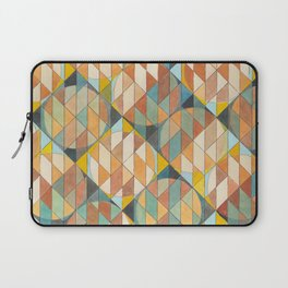 Triangles and Circles Pattern no.23 Laptop Sleeve