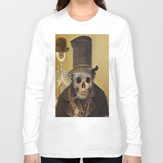 Marcel , Beau frère de Monsieur Bone Long Sleeve T-shirt