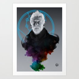 The Lost Doctor Art Print