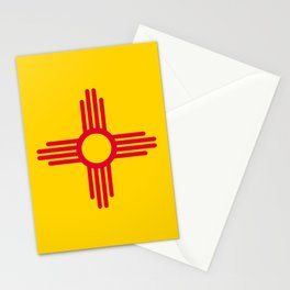 Flag of New Mexico Stationery Cards