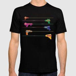 Pew Pew Laser Guns T-shirt