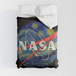 Starry Nasa Comforters