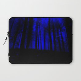 fantasy forest at night Laptop Sleeve