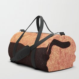 Texas Steer Duffle Bag