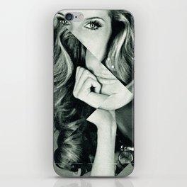 Frau Dreiecke 5 iPhone Skin