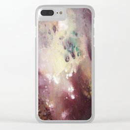 Solar Clear iPhone Case