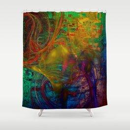 Avaz Shower Curtain