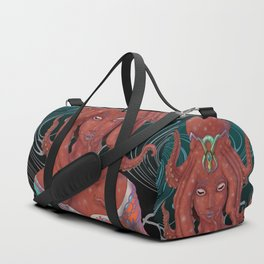 Hundread the Cephalopodian Duffle Bag