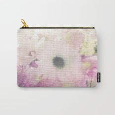 Florals 3 Carry-All Pouch