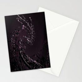 Corn abstraction Stationery Cards