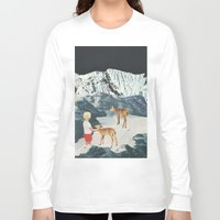 starry night Long Sleeve T-shirts featuring Starry Night by Sarah Eisenlohr