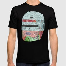 Gorebocop Black Mens Fitted Tee SMALL