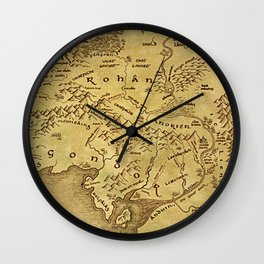 Rohan&Gondor Wall Clock
