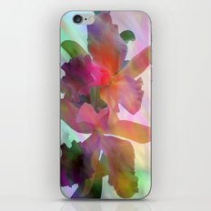 Easter Orchids iPhone & iPod Skin