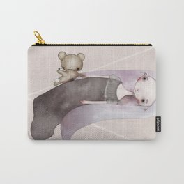 Ghost girl Carry-All Pouch
