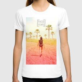 Faced Fears T-shirt