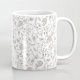 Cat Party Coffee Mug