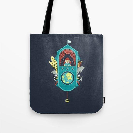 Aquatic Adventurer Tote Bag