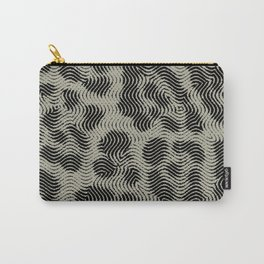 Leopard OP Illusion Carry-All Pouch