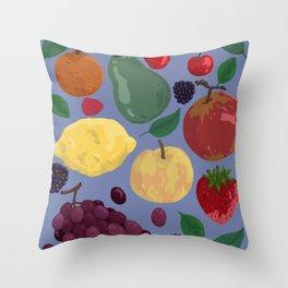 Fruity #3 Throw Pillow