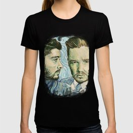 Ziam /Van Gogh inspired/ T-shirt